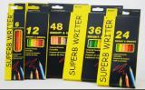 Цветные карандаши Marco Superb Write 4100