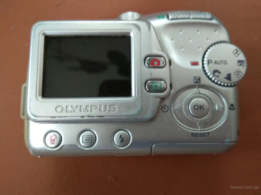 Продам фотоаппарат Olympus FE-210