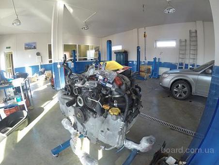 Ремонт двигателя, ходовой Субару. Гарантия качества.Низкие цены