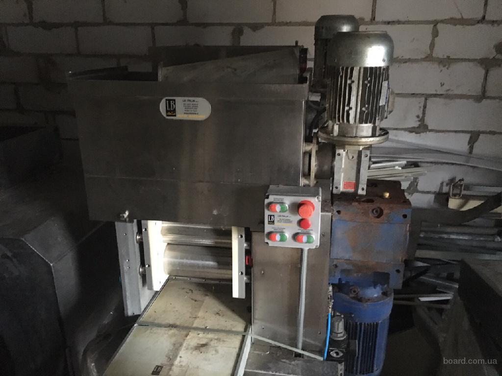 Пельменная линия lb - 250 производства фирмы «lb italia»