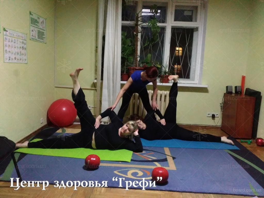 Комплексные малогрупповые фитнес трениро