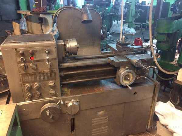 Продам токарный 16б05 в рабочем состоянии, подключен