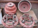 Полумуфта ведомая центробежная компрессора ПКСД