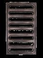 Колосник чугунный 240х105 мм