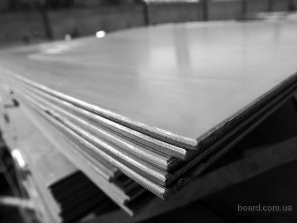 Лист стальной 5,0х1500х6000 мм ст.09Г2С