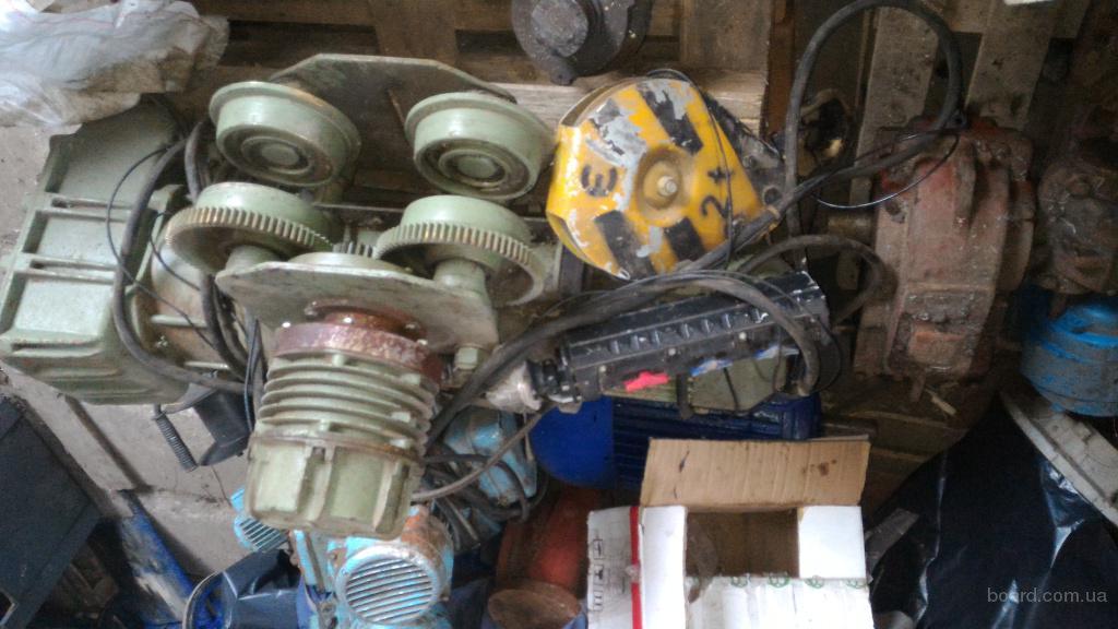 тельфер ВЗИ  2т 12 м  взрывобезопасный с хранения новый