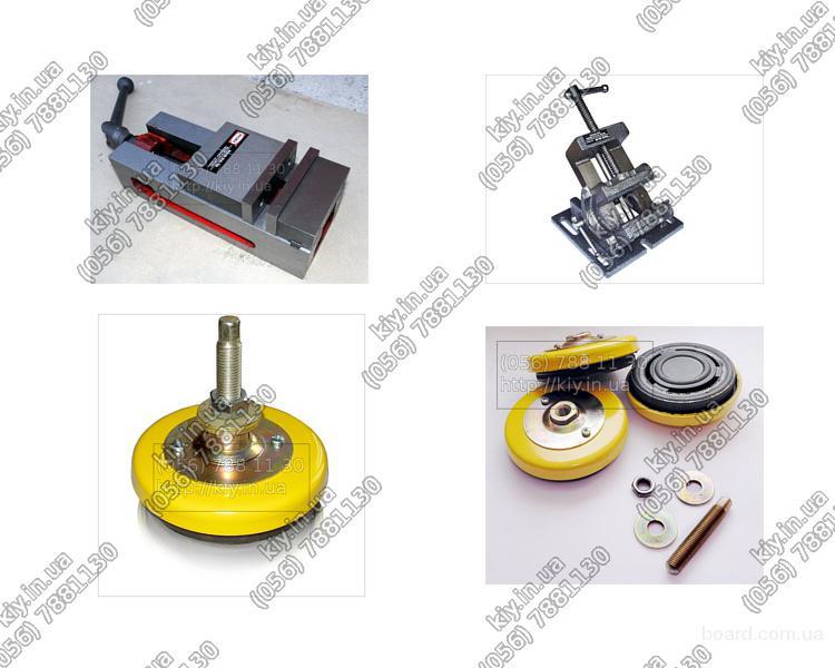 Продам тиски станочные наклонные, лекальные, виброопоры