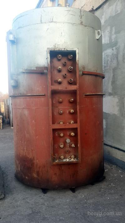 Печь шахтная  СШЗ-10.25