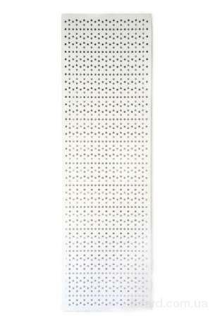 Металлические перфорированные листы, панели универсальные 100 Х 30 см
