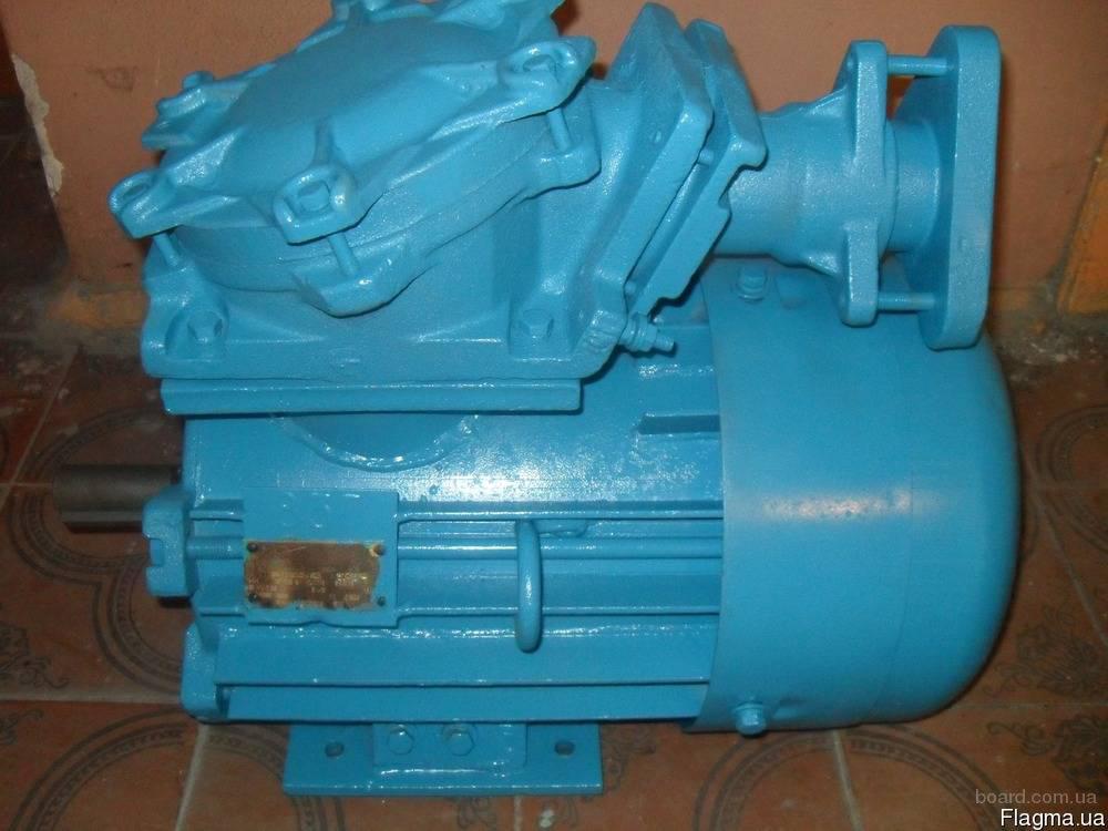 ВАО -41-2У2 5,5квт 2890об.мин
