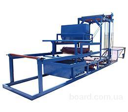 Автоматизированная линия для производства наплавляемых кровельных материалов
