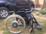 Інвалідний візок / Инвалидная коляска с электроприводом Shoprider 6Runner