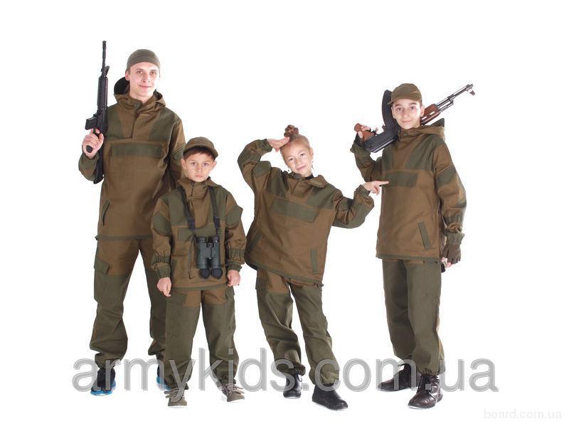 Детский камуфляж - купить в Москве в интернет-магазине Хищник
