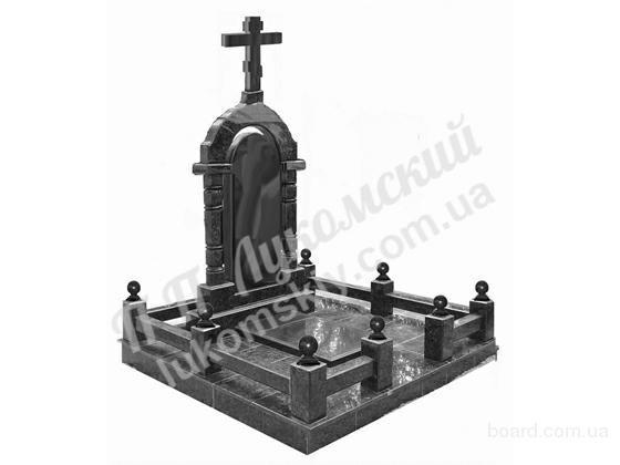 Памятники из гранита в Коростышеве, Житомире