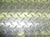 Алюминиевый рифленый лист (квинтет, дуэт, алмаз).