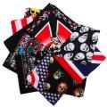 под заказ банданы, косынки, шарфы, платки с любым изображением или логотипом вашей фирмы