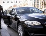 Работа водителем в сервисе Uber