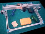 Лазерный гравер 2500 мВт, 30х38 см