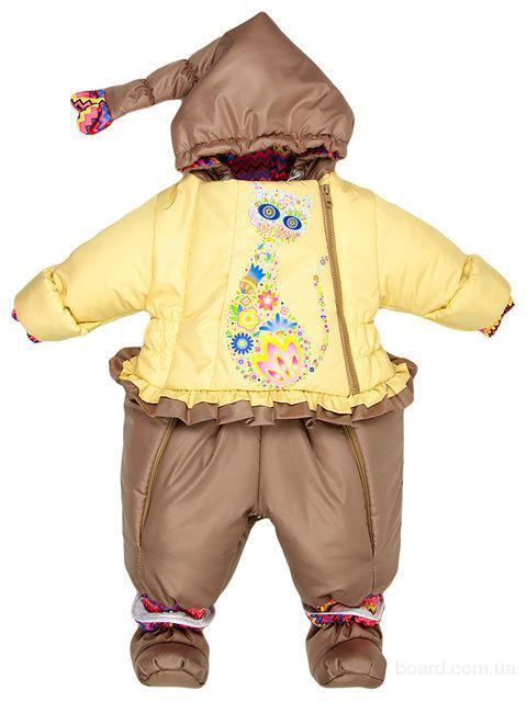 Детская одежда зима осень