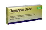 Лучшие цены на Золадекс 3,6 и 10,8 мг у нас