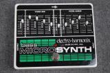 Продам педаль эффектов Electro-Harmonix Bass Micro Synthesizer