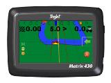 Система параллельного вождения Teejet Matrix 430 с антенно RXA 30