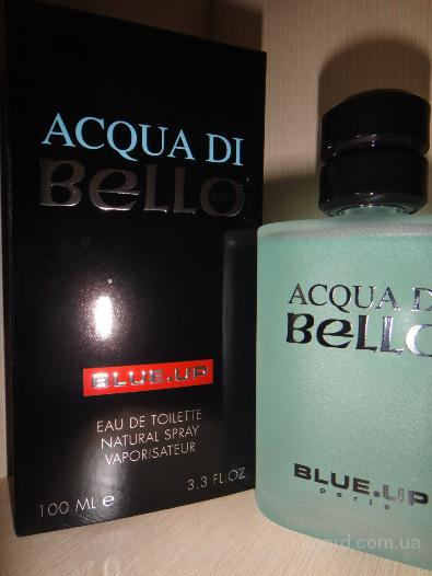 Blue Up Acqua di Bello edt 100ml, M, NEW design