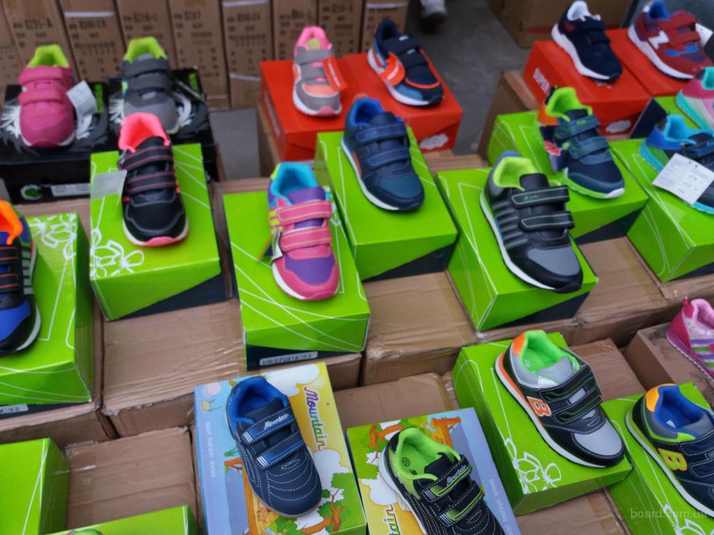 Обувь  женская, мужская, детская.Только  ОПТ от 10пар