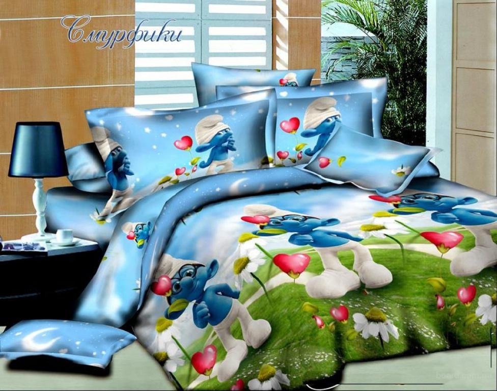 Детские постельные комплекты - ранфорс, бязь, поплин