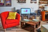 Мебель и декор из поддонов (паллет) в стиле Loft, Industrial. Под заказ.