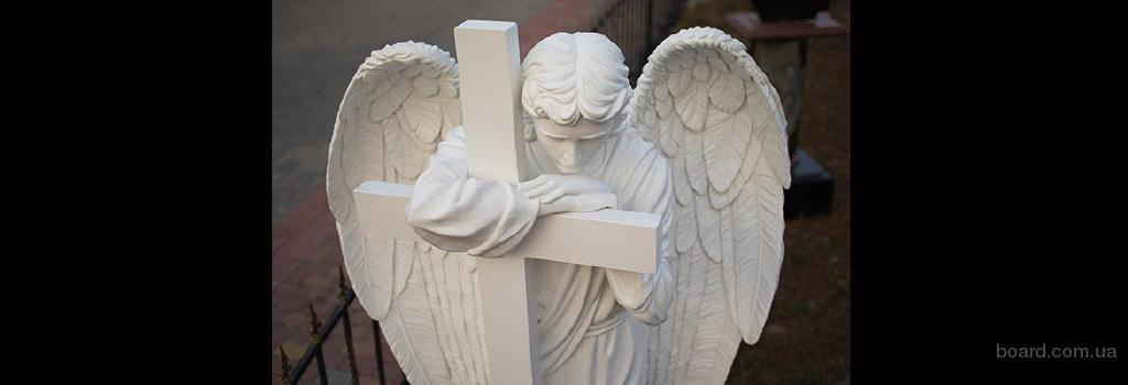 Скульптуры по низким ценам.Изготовление ритуальных скульптуры на заказ ангелы скульптуры, скульптуры из полимеров и натурального камня, под заказ