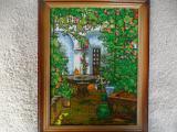 Картина «Весенняя веранда»