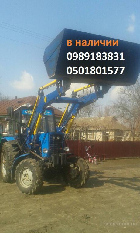 КУН на МТЗ (навеска для трактора)