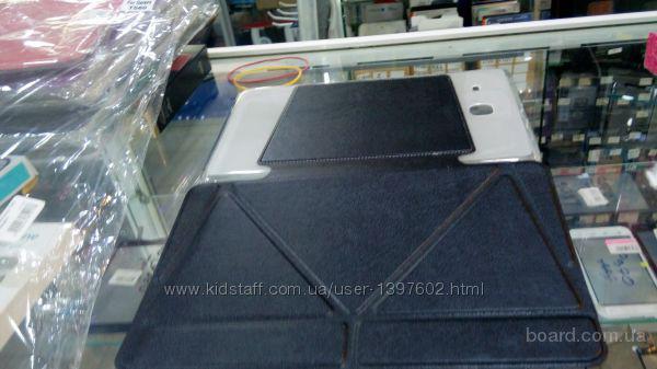 """Чехол   Smart на  планшет   Samsung Galaxy Tab E 9.6""""   sm-t561    защитное стекло"""