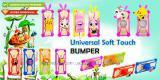 Чехол Бампер Universal Soft Touch для любой модели телефона http://vk.com/etualxyz Подбор аксессуаров, чехлы,