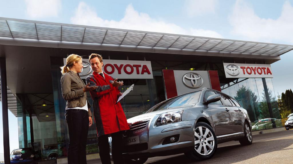 Технічне обслуговування та аксессуари для Toyota в Білій Церкві