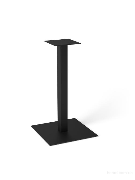 Основание для столов Милано 400 черное