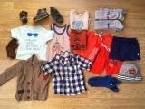 Набор вещичек для мальчика