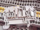 Клемма пружинная с выкл. двух контактная ZTR2.5 от Weidmuller!