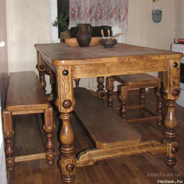 Фото мебели из дерева для дома своими руками