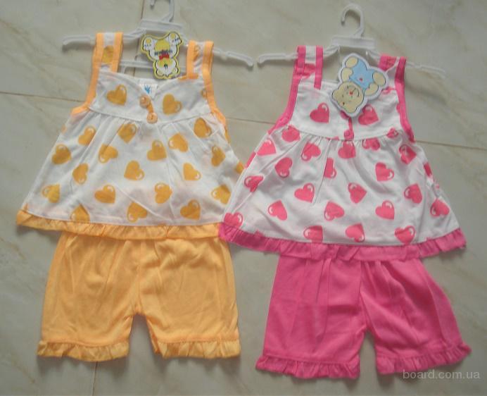 Детская одежда оптом по низким ценам