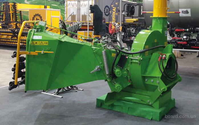 Измельчитель древесины Wallenstein BX102R (Канада). Щепорез на трактор МТЗ  (продам)