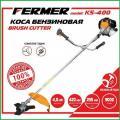Бензокоса Fermer KS-400 (Фермер). Сделано в Польше