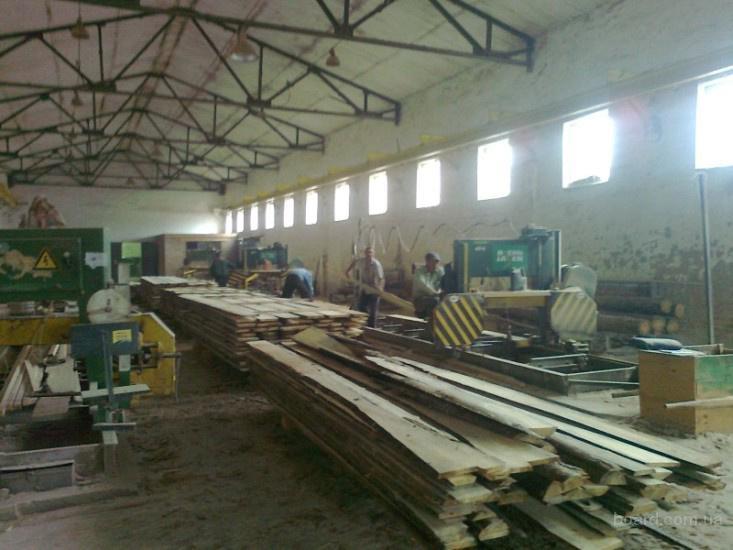 Продается ленточная пилорама б/у Ясень ВСГ-1000-3 в хорошем рабочем состоянии, г. Лебедин, Сумская область. Цена 68 000 грн.