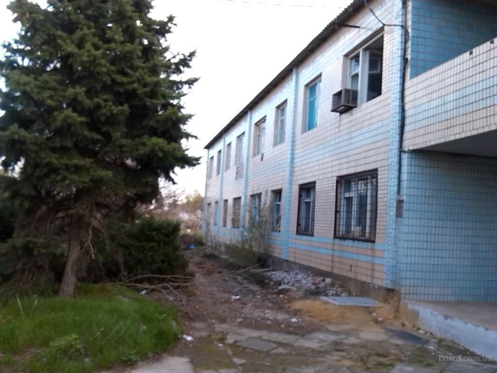 Сдам здание 1250 м.кв. в Дальнике возле края Одессы