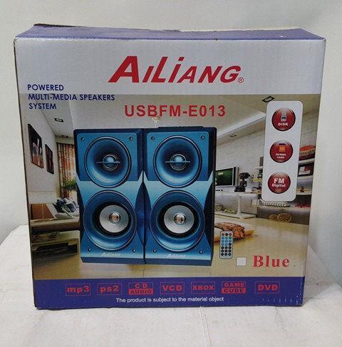 Компьютерные стерео колонки Ailiang