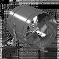 Промышленный канальный вентилятор низкого давления Домовент ВКОМ 150 200 250 315