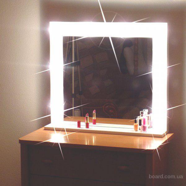 Как сделать гримерное зеркало фото 41