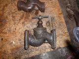 клапан запорный чугунный 15кч19п1 Ду 50, Ру 16
