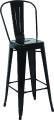 Барный стул Толикс MC-012HA (Tolix MC-012HA), H-760